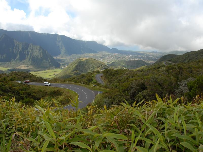 En route vers le volcan
