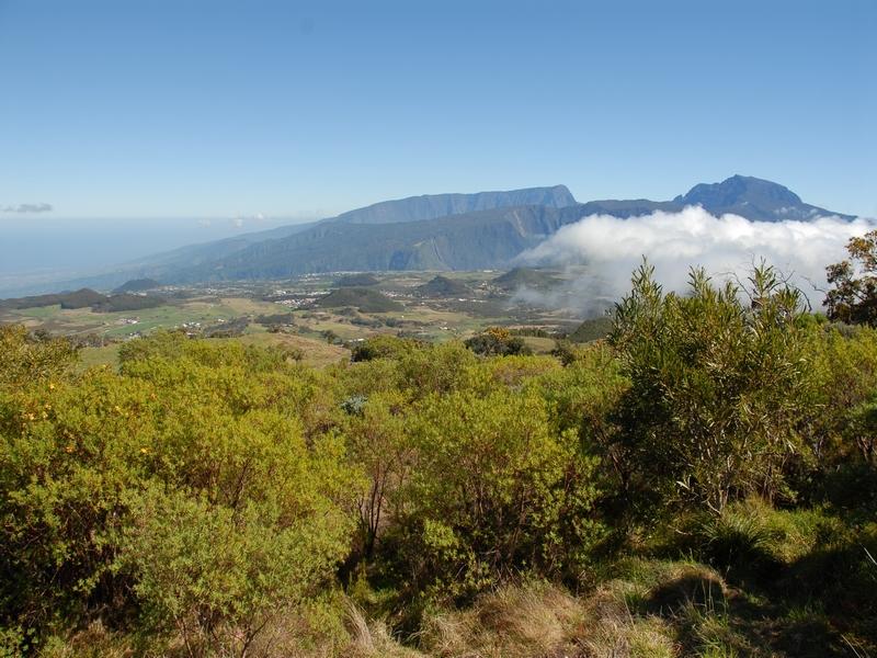 Picnic chemin volcan