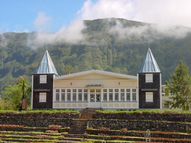 Villa Palmiplainoise