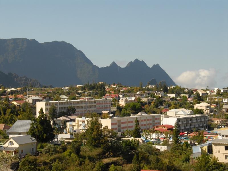 Village de Cilaos