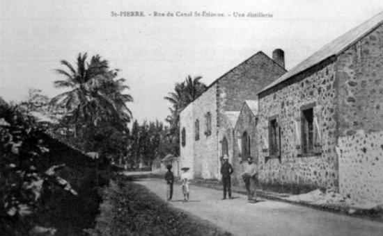 Ancienne distillerie isautier