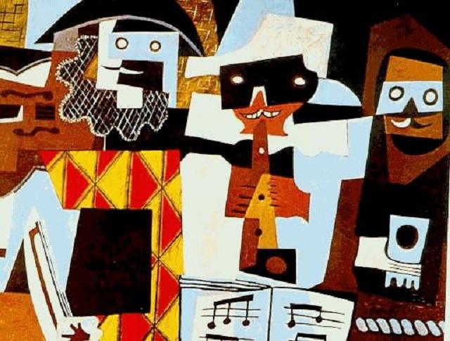 Les musiciens de picasso